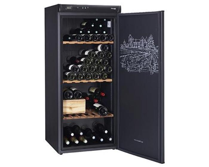 Как устроен винный шкаф?