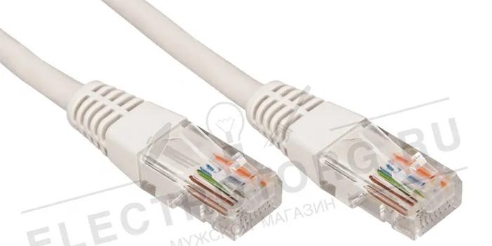 Виды и критерии выбора сетевого кабеля